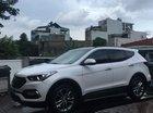 Bán Hyundai Santa Fe đời 2017, màu trắng, 980tr