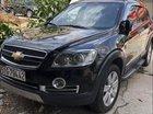 Bán Chevrolet Captiva đời 2011, màu đen còn mới, giá 390tr