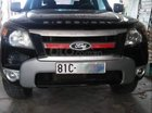 Bán lại xe Ford Ranger sản xuất năm 2012, màu đen, nhập Thái