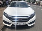 Bán ô tô Honda Civic 1.5L 2017, màu trắng, nhập khẩu xe còn rất mới bán 815 triệu