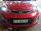 Bán Kia Picanto S 1.25 2014, màu đỏ số sàn, 290tr
