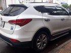 Bán Hyundai Santa Fe 2016, màu trắng