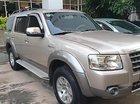 Gia đình bán xe Ford Everest năm 2007, màu vàng, nhập khẩu
