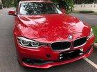 Bán xe BMW 3 Series 320i năm sản xuất 2016, màu đỏ