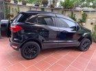 Cần bán xe Ford Ecosport 2018 Titatium màu đen