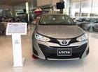 Cần bán xe Toyota Vios 1.5E đời 2019, màu bạc giá linh hoạt, lãi suất ưu đãi tốt, duyệt hồ sơ nhanh gọn