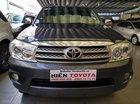Bán Toyota Fortuner 2.7V đời 2012, màu xám (ghi) giá cạnh tranh