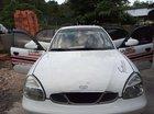Cần bán xe Daewoo Nubira năm sản xuất 2003, màu trắng, nội thất sạch sẽ