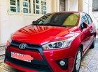Bán Toyota Yaris sản xuất năm 2017, màu đỏ, xe nhập, 610tr