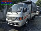 Xe tải JAC 1t5 thùng dài 3m2 động cơ dầu 1.8L giá mềm