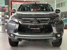 Bán Mitsubishi Pajero Sport 2019, màu xám, nhập khẩu
