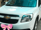 Bán ô tô Chevrolet Orlando 1.8 AT đời 2017, màu trắng số tự động, giá chỉ 495 triệu