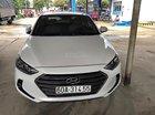 Bán ô tô Hyundai Elantra 1.6 MT năm 2016, màu trắng, đăng ký 8/2016, còn khá mới