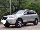 Cần bán gấp Hyundai Santa Fe MLX 2.0L sản xuất 2007, màu bạc