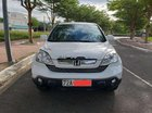 Gia đình bán Honda CR V 2.4AT đời 2009, màu trắng