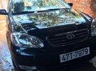 Chính chủ bán Toyota Corolla altis đời 2004, màu đen, xe nhập