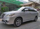 Chính chủ bán xe Toyota Innova E năm 2015, màu bạc