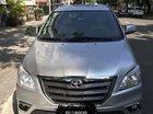 Gia đình bán Toyota Innova E đời 2015, màu bạc