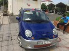 Bán Daewoo Matiz SE đời 2003, màu xanh lam số sàn
