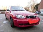 Bán Daewoo Lanos 2002, màu đỏ, nhập khẩu