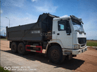 Bán xe Howo 3 chân, thùng đúc, đời xe 2011, đăng kiểm 12/2019
