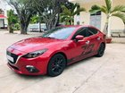 Bán Mazda 3 1.5AT năm sản xuất 2016, màu đỏ, nhập khẩu, xe sử dụng bảo dưỡng kỹ