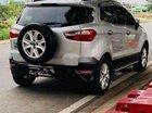 Bán Ford EcoSport sản xuất năm 2015, màu trắng, đk ngày 10/2015