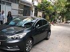 Cần bán xe Kia K3 1.6MT đời 2014, màu xám, đi được hơn 6 vạn, biển số Sài Gòn, biển số đẹp