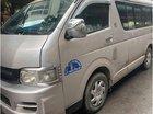 Bán xe Toyota Hiace Van 3 chỗ, số sàn, máy dầu, Đk 2006, đang sử dụng