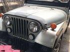 Bán Jeep CJ đời 1980, màu trắng, nhập khẩu