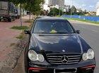 Bán Mercedes C180 đời 2003, màu đen độ body sport