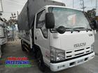 Xe tải Isuzu 3T49 thùng dài 4m4 chỉ cần trả trước 100 triệu