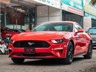 Giao ngay Ford Mustang 2.3 Ecoboost Premium 2019, màu đỏ, nhập Mỹ mới 100%