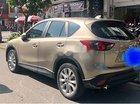 Bán xe Mazda CX 5 sản xuất 2015, màu vàng, chính chủ
