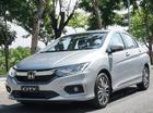 Chỉ 110tr có Honda City 1.5G (CVT) 2019, màu bạc, giao ngay. Khuyến mãi TM+BHVC+PK