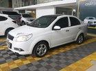 Cần bán Chevrolet Aveo LTZ 1.4AT 2017, màu trắng
