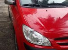 Cần bán xe Hyundai Click 2007, màu đỏ, nhập khẩu nguyên chiếc, nội ngoại thất còn nguyên bản
