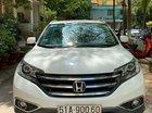 Bán Honda CR V đời 2014, màu trắng, nhập khẩu, giá 765tr