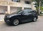 Bán Hyundai Santa Fe sản xuất 2016, màu đen, odo. 42000km