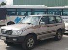Cần bán lại xe Toyota Land Cruiser năm 2003, nhập khẩu nguyên chiếc, giá chỉ 315 triệu