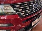Cần bán Ford Explorer 2.3 AT năm sản xuất 2017, màu đỏ, xe nhập
