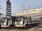 Bán FAW xe tải thùng dài 9m7, 6 tấn nhập khẩu