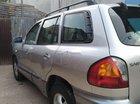 Cần bán lại xe Hyundai Santa Fe Gold năm 2004, màu bạc, đã bảo dưỡng toàn bộ