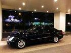 Bán Mercedes E280 năm sản xuất 2008, màu đen
