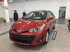 Bán xe Toyota Vios 1.5G năm 2019, màu đỏ