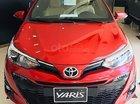 Cần bán Toyota Yaris G năm sản xuất 2019, màu đỏ, xe nhập