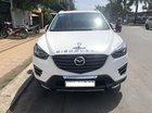 Cần bán Mazda CX 5 màu trắng, odo 6600km