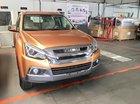 Bán Isuzu mu-X 1.9 4X2 MT năm sản xuất 2019, màu vàng, nhập khẩu
