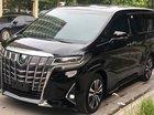 Bán Toyota Alphard năm 2019, màu đen, nhập khẩu nguyên chiếc