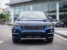 Cần bán xe BMW X1 sDrive18i đời 2018, màu xanh lam, nhập khẩu nguyên chiếc